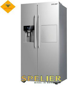TỦ LẠNH SIDE BY SIDE SPELIER SP 535BCD